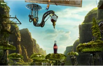 coca cola factory website