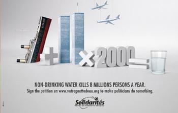 eau non potable