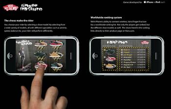 Jeu de Vans pour l'iPhone