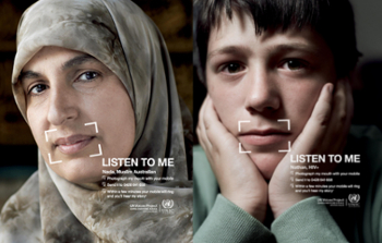 Campagne nations Unies