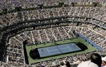 Karizmatic - Ambient marketing - PSP - Tennis