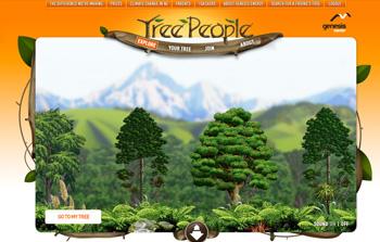 Karizmatic - Treepeople - Site pour l'environnement