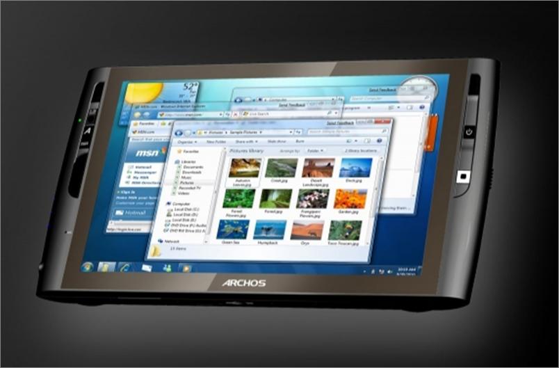 k tablette tactile windows